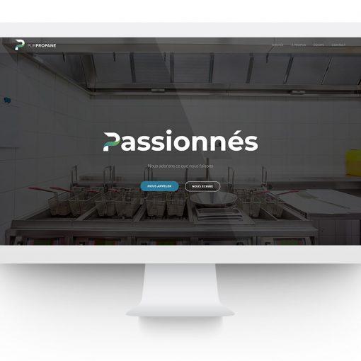 Site internet Pur propane