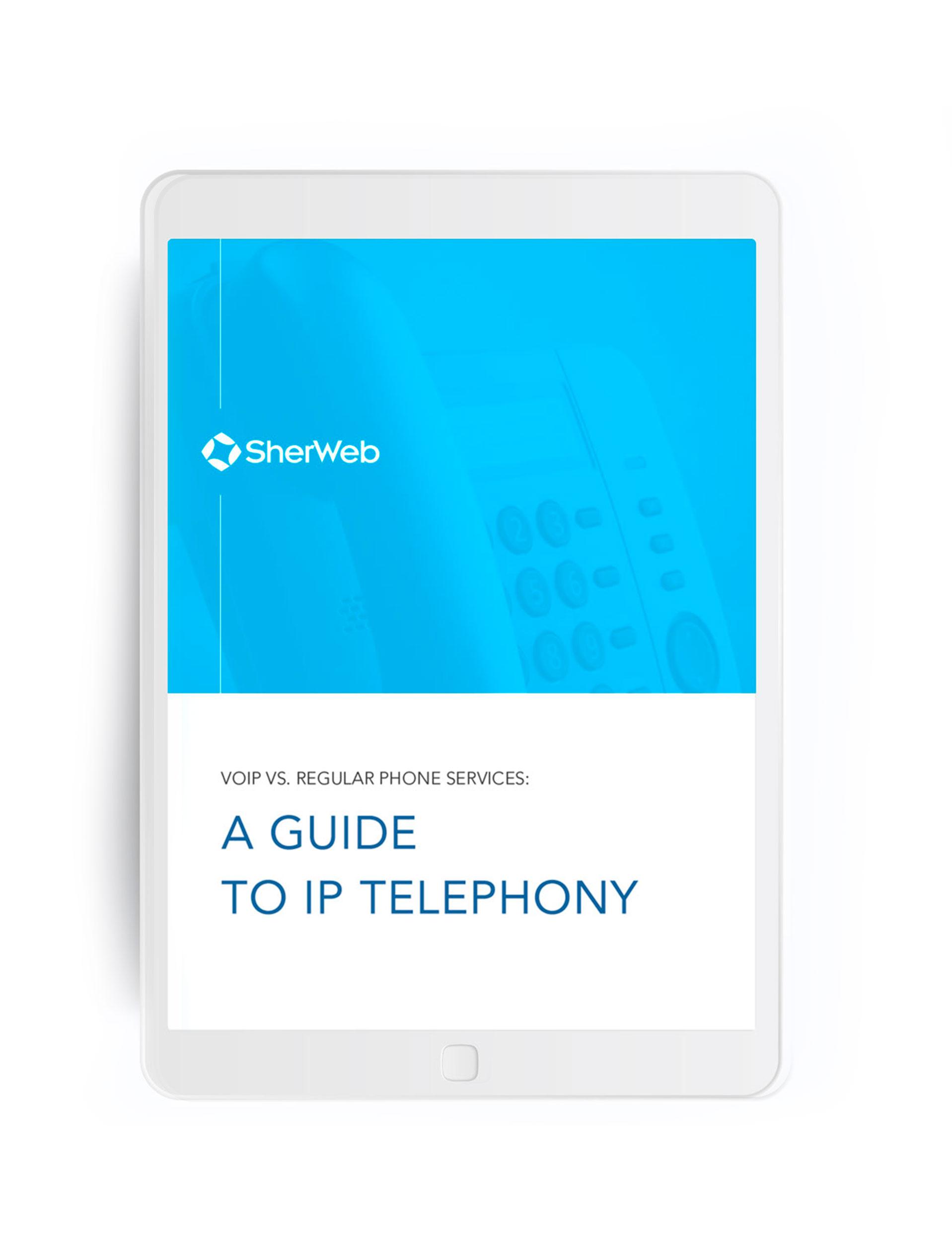 Guide numérique  – Sherweb